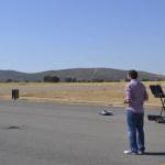Defensa tiró ocho millones en el Aeródromo de Doñana para drones y ahora lo reactiva
