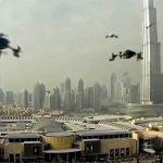 Las carreras de drones se ponen de moda